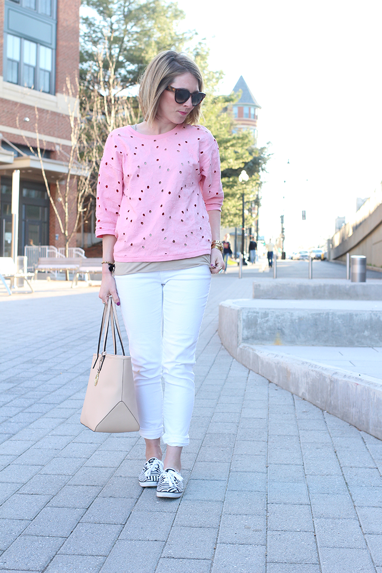 Easy Spring Outfit, Neutral Spring Outift