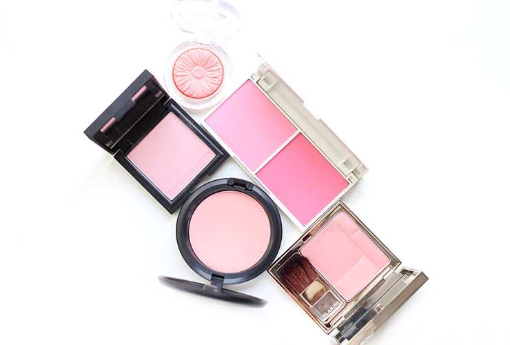 The Best Blushes For Spring, Pink and Coral Blushes For Spring