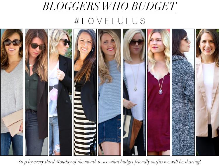 Bloggers Who Budget x Lulu's