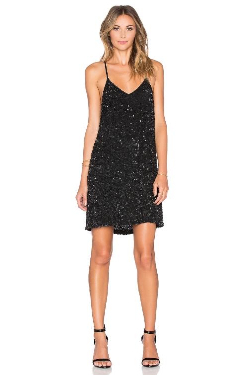 Olivia Sequin Dress