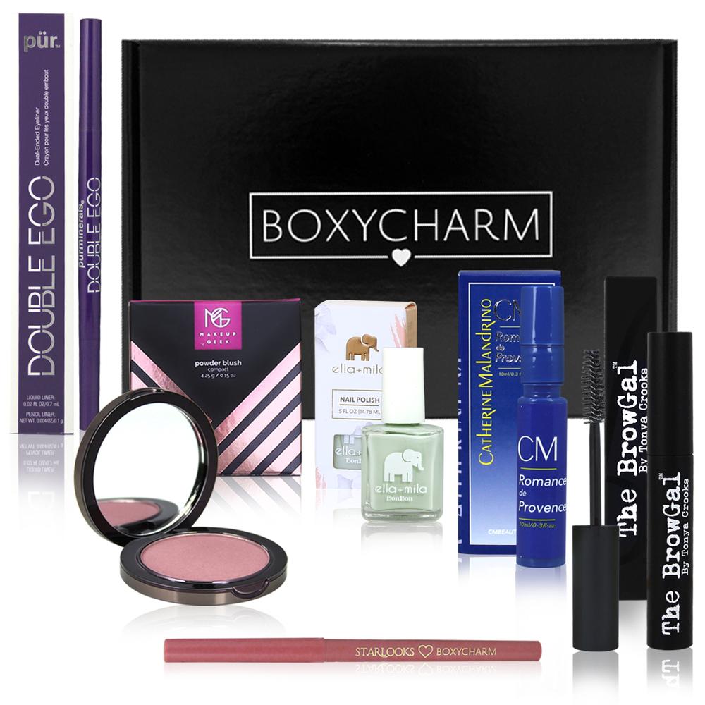 Boxycharm Box