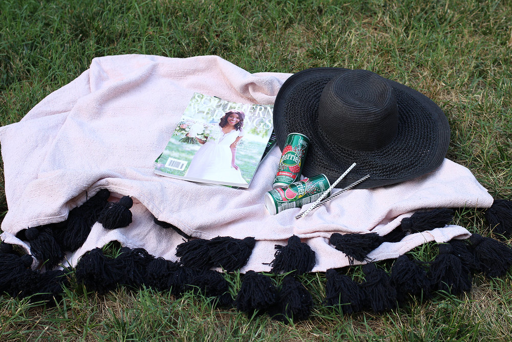 Wedding Planning Picnic