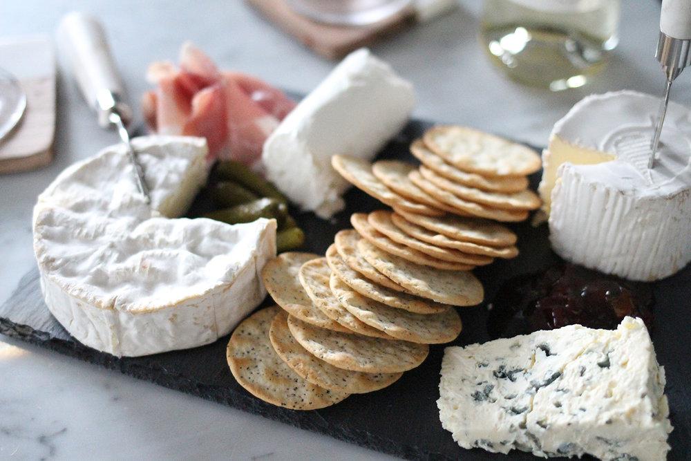 Cheese & Wine Board, How to Create Cheese Board