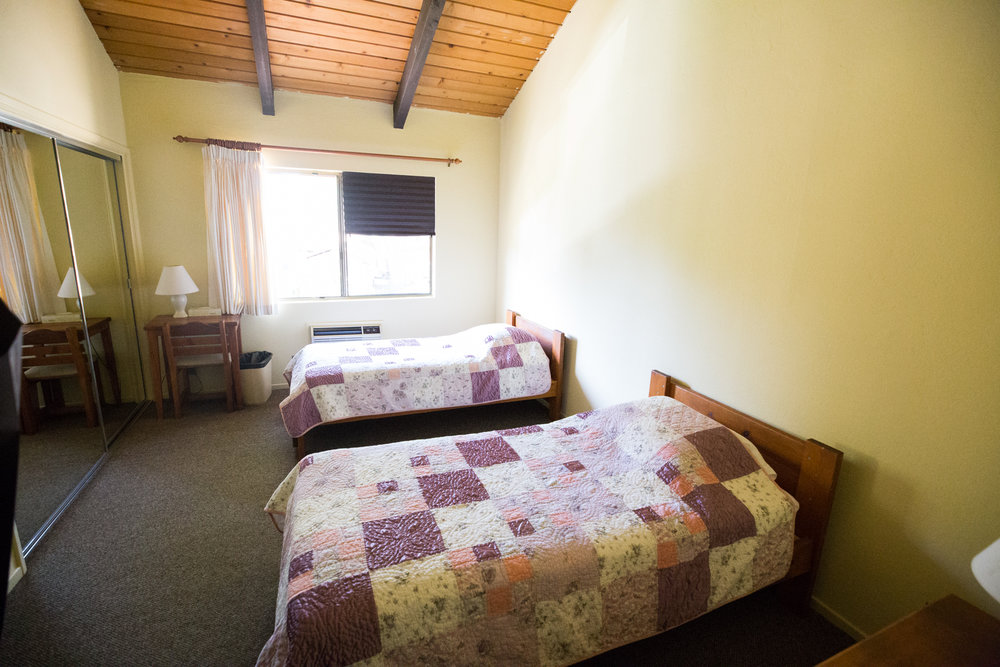Campus Inn: 2 Bed Room