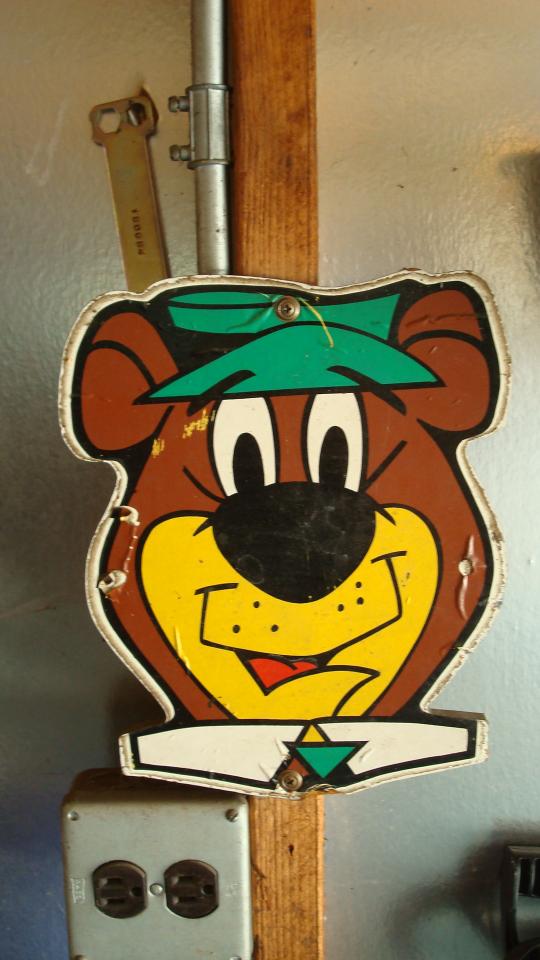 yogi bear sign.JPG