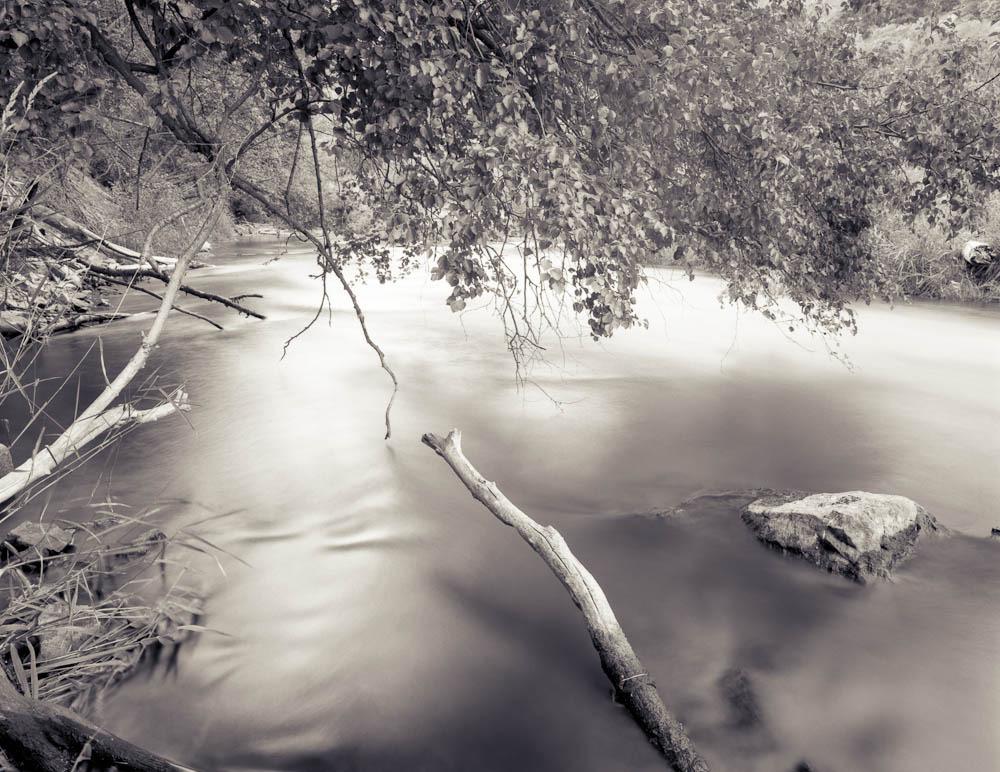 Provo River, Utah, 2006