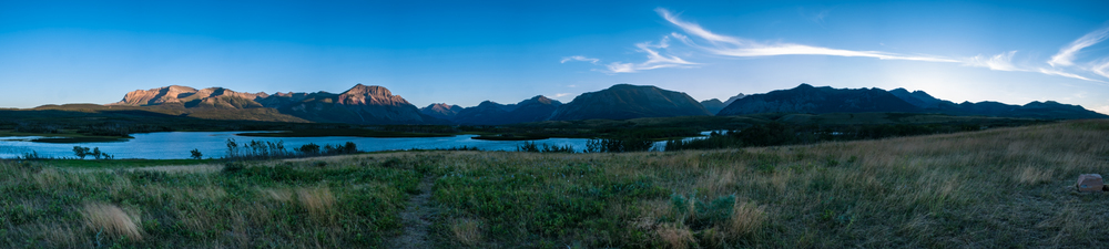 Waterton Lakes National Park, July 2015