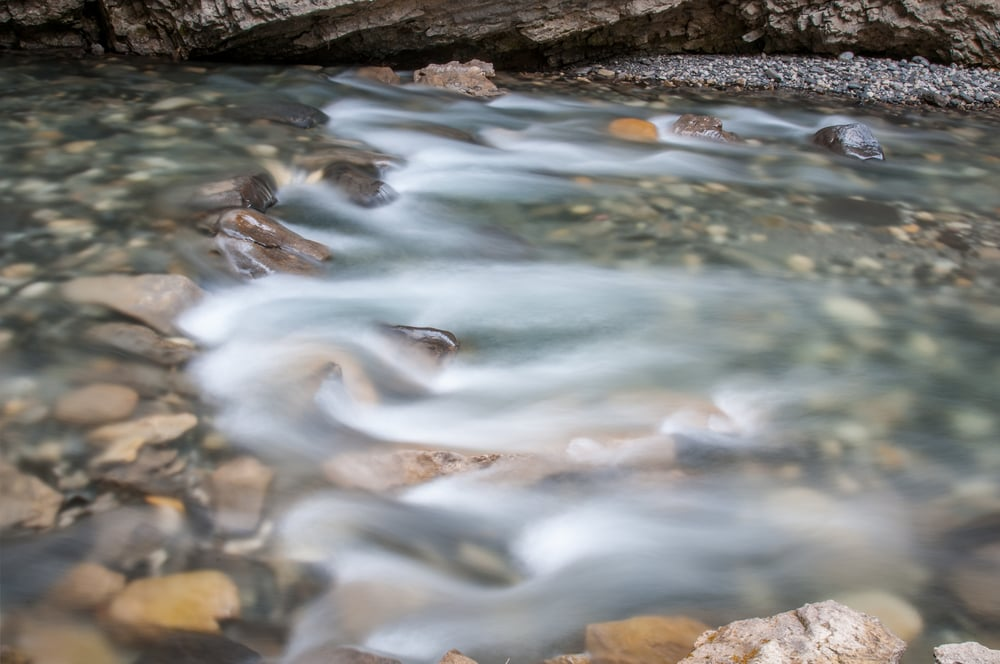 Johnston Creek, Banff National Park, Alberta 2015