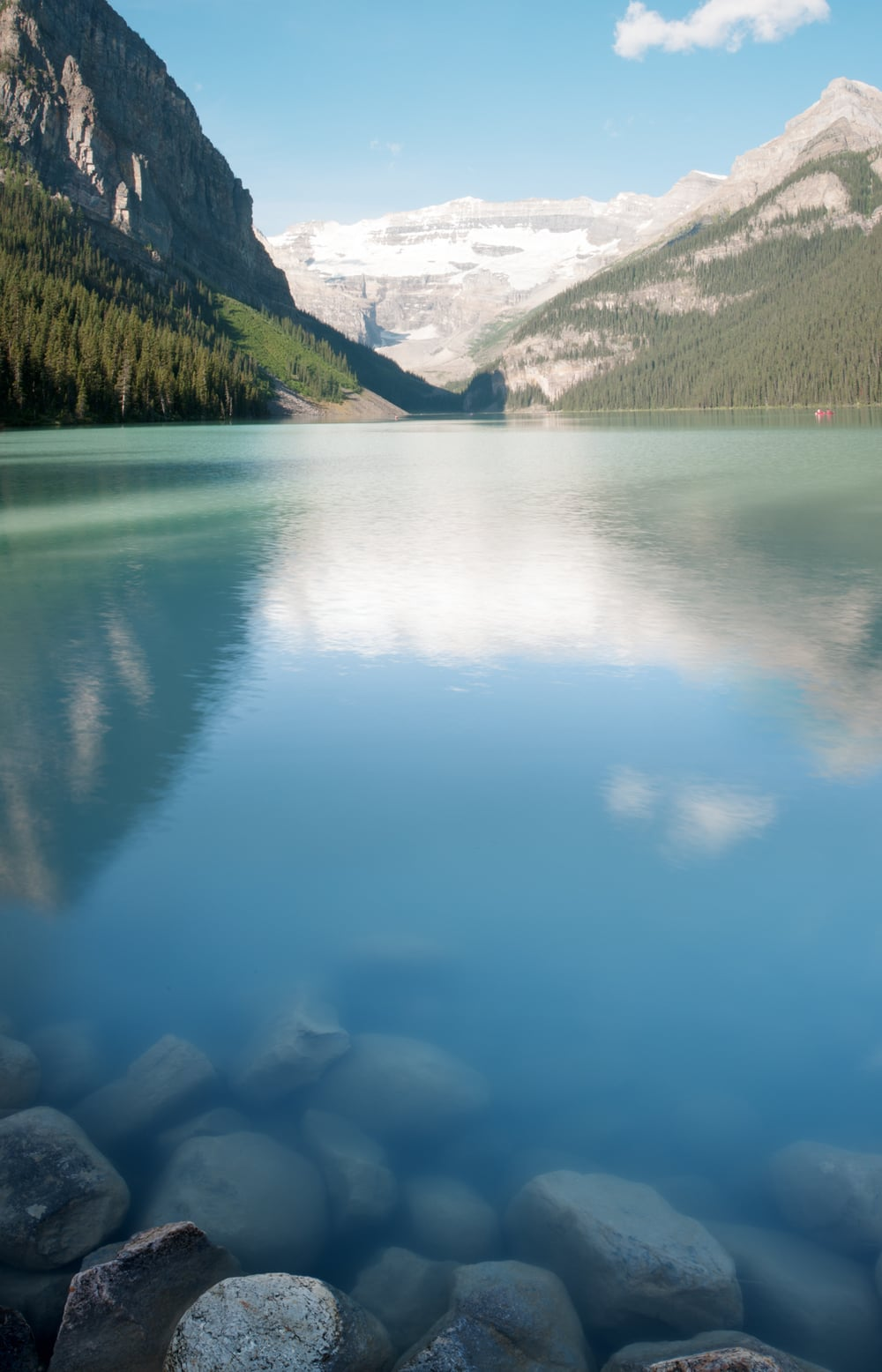 Lake Louise, Banff National Park, Alberta 2015