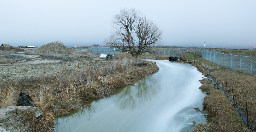 Swift Slough, Cache Valley, Utah, 2009