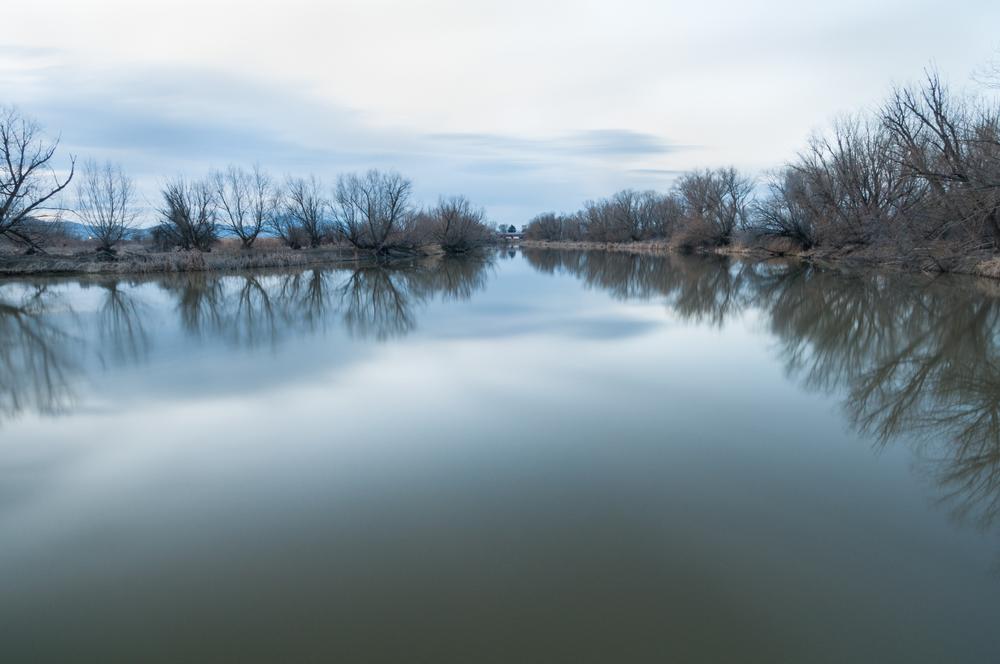 Bear River, Benson, Utah, 2016