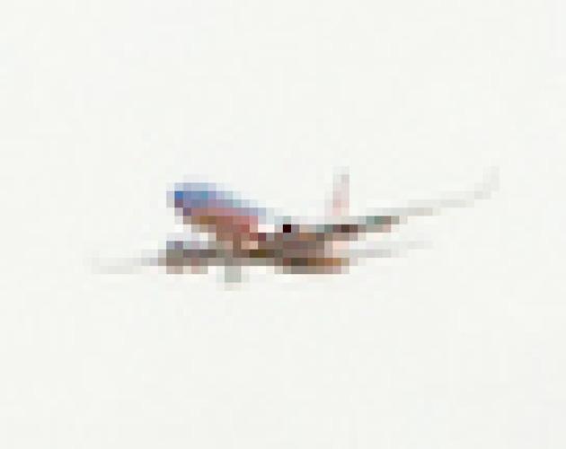 Distant Aircraft No. 3