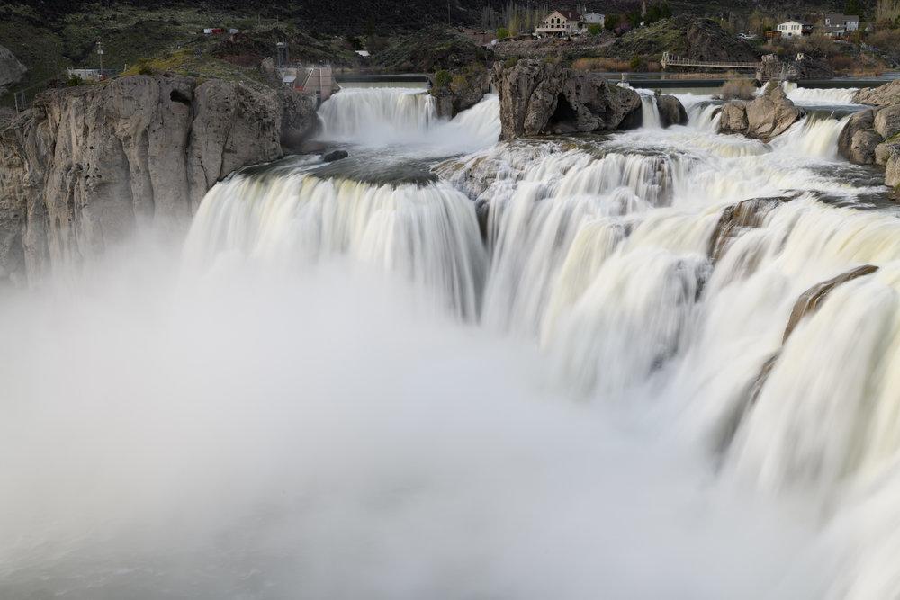 Shoshone Falls, Idaho 2019