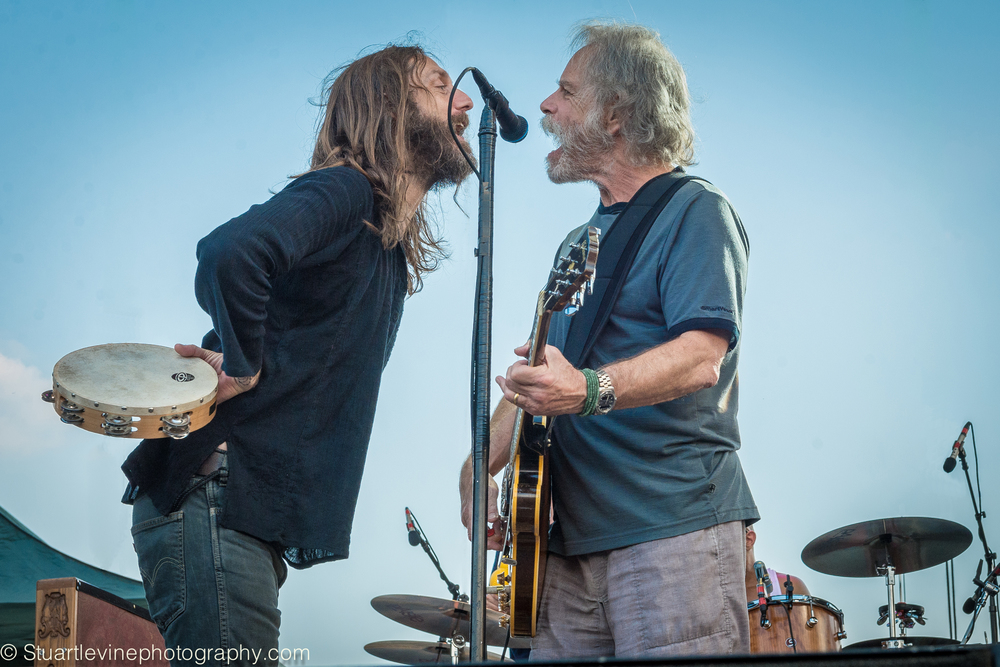 Chris Robinson/ Bob Weir