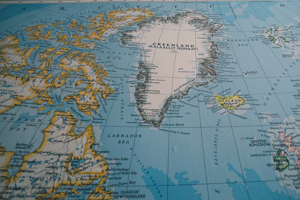 For years, I thought Greenland was the one of the largest places on earth.