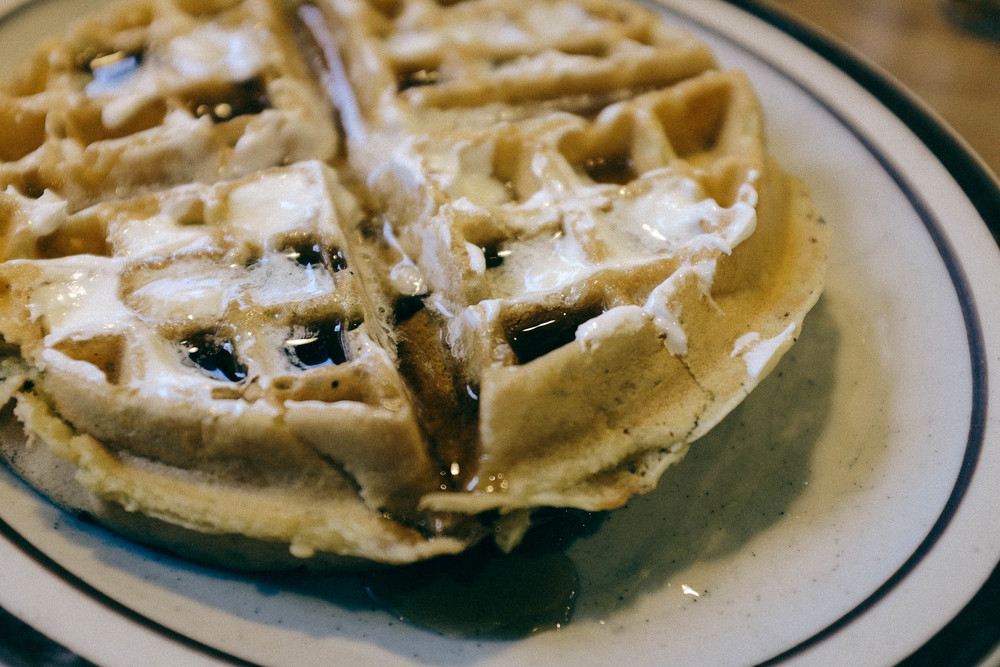 Not Bulletproof by any means, but sometimes you just have to have a waffle.