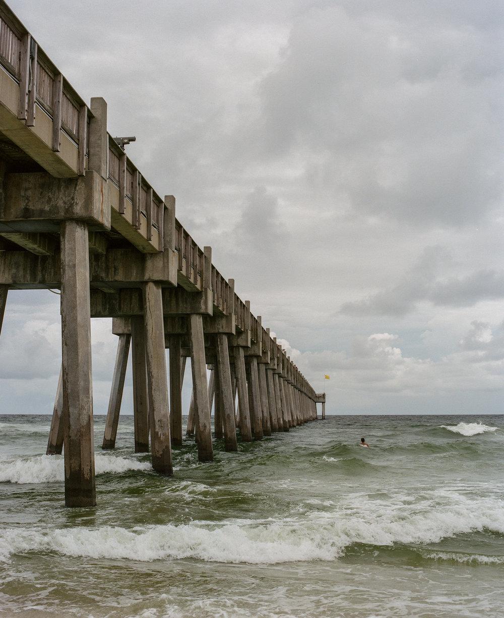 Pensacola, FL | Mamiya RB 67 w/ Portra 400