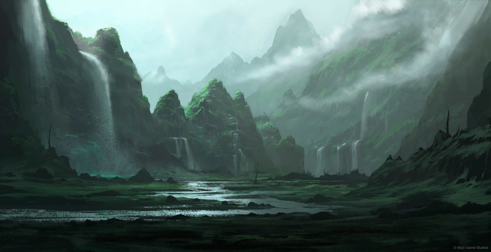 Concept art from Cradle. Clickhereto see more atMojo Game Studios
