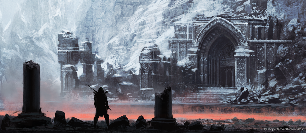 Concept art from Cradle. Click here to see more at Mojo Game Studios