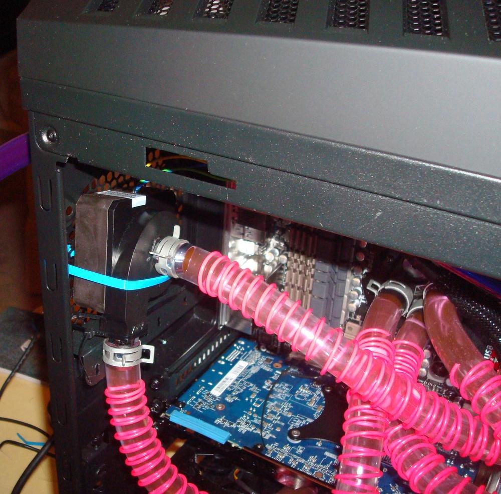 Swiftech MCP35X water Cooling Pump