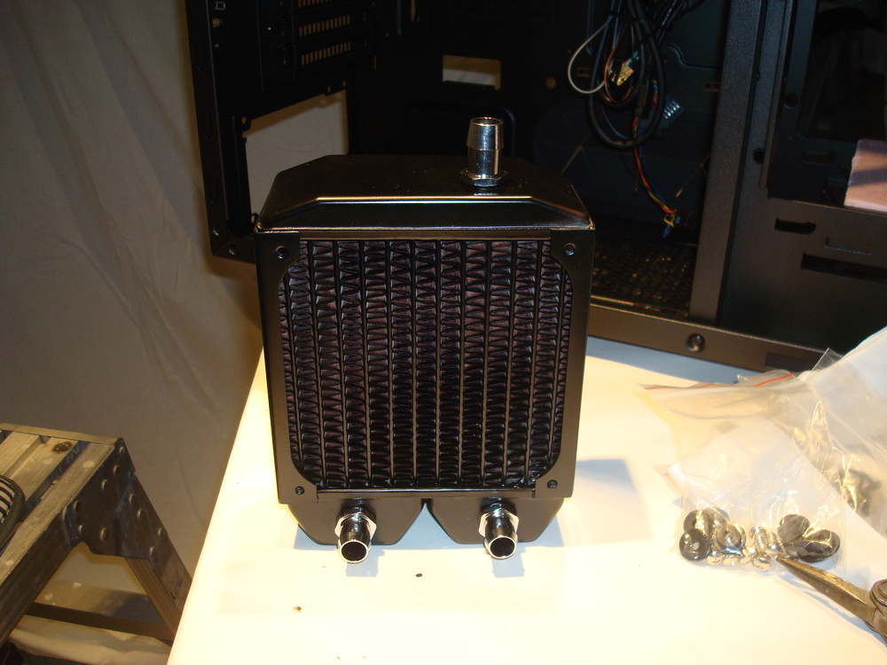 Phobya G-Changer 120 Water Cooling Radiator