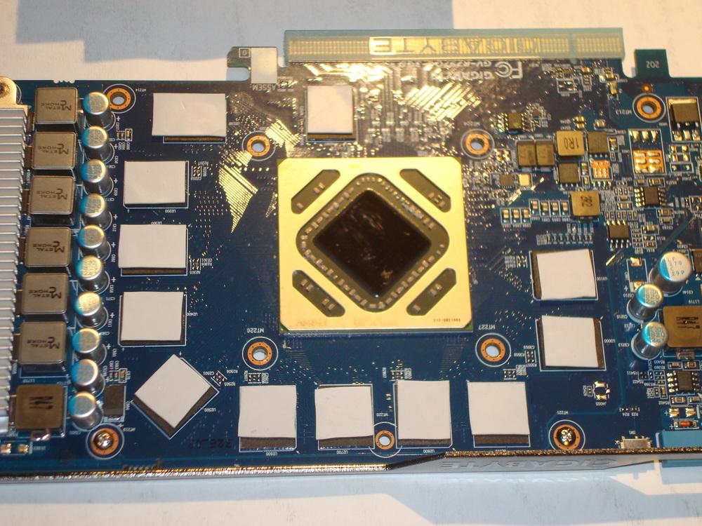 AMD Radeon 7970 GPU