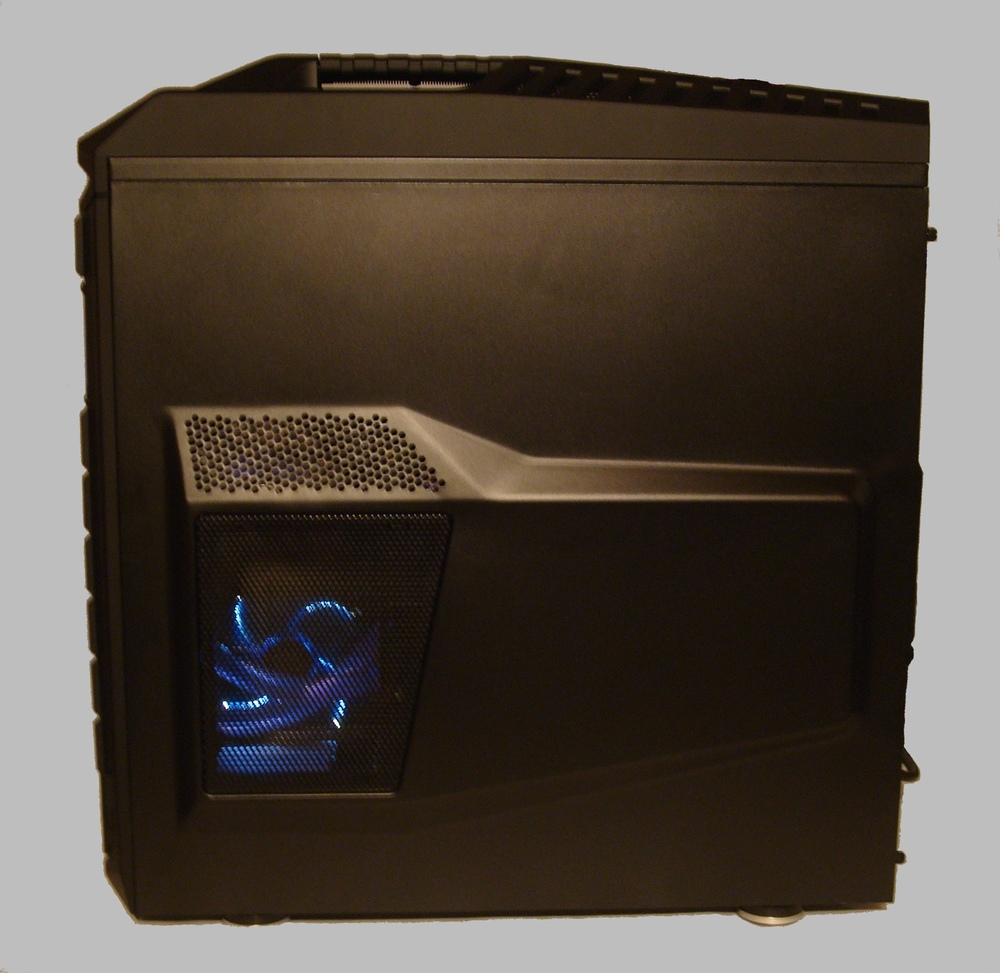 Full Tower Water Cooling Case