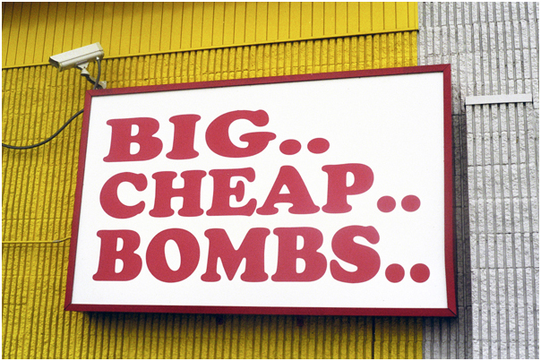 Big Cheap Bombs