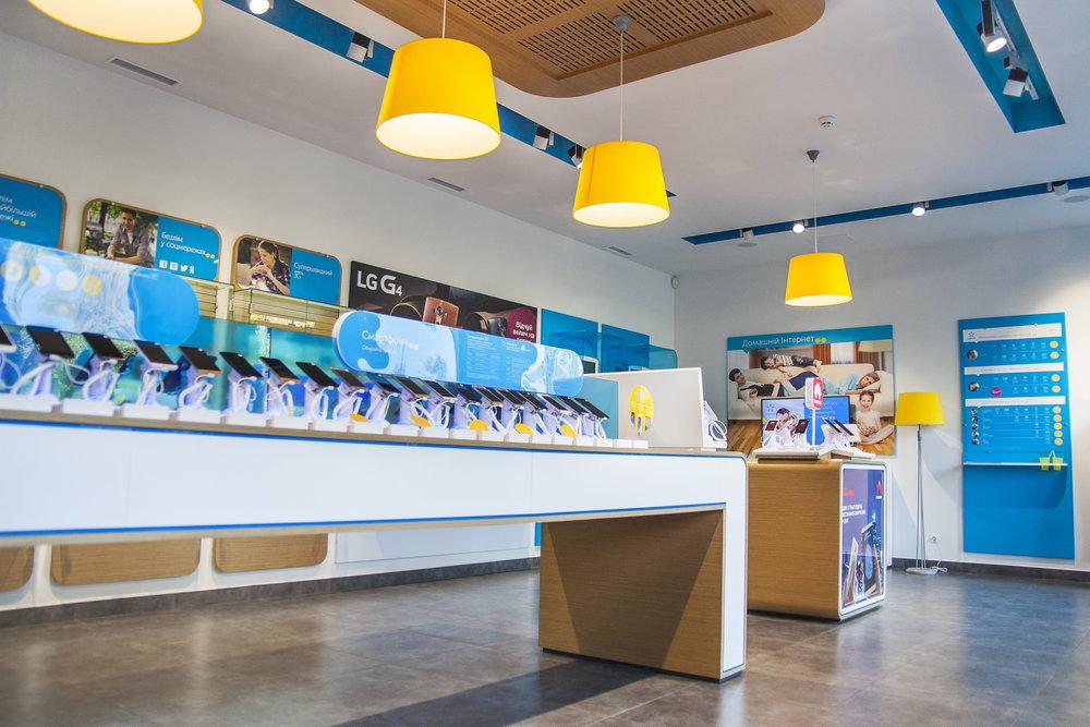 retail phone store