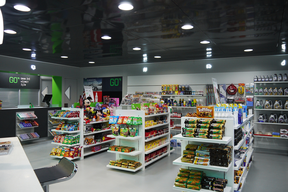 diseño interior retail