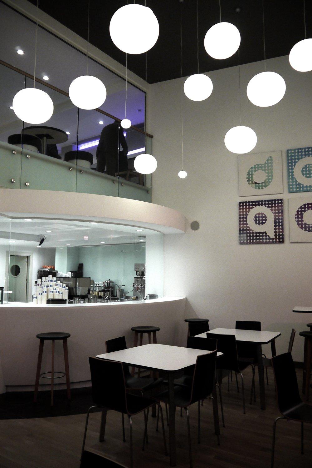 design retail coffee