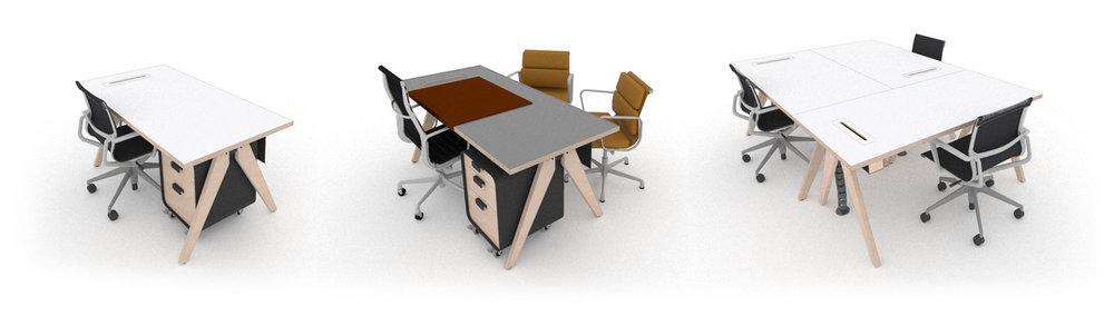 workplace furniture design