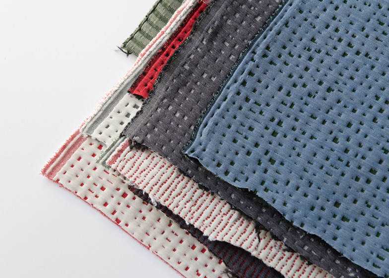 The Bourroullec Brothers are launching their first ever fabric collection in collaboration with Kvadrat Via  Dezeen