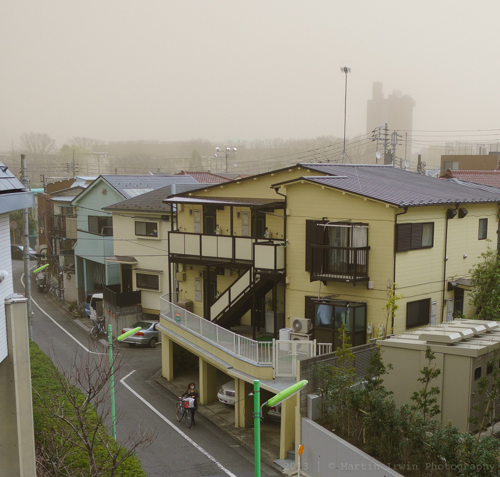 Asian Dust
