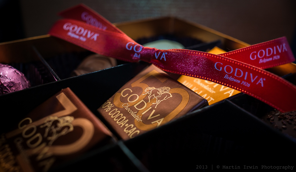 Expensive chocolates!
