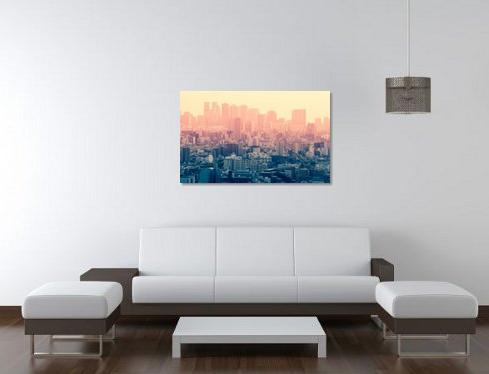 Tokyo - Canvas