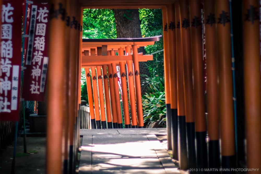 Tori Gates in Ueno