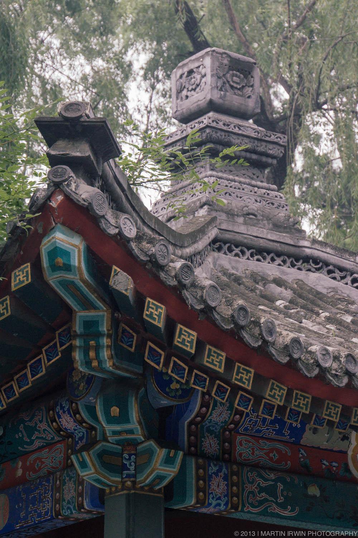 100 year old shrine