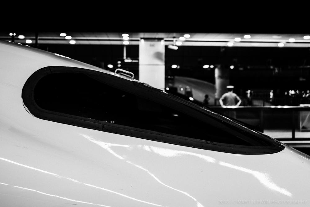 Train or plane?