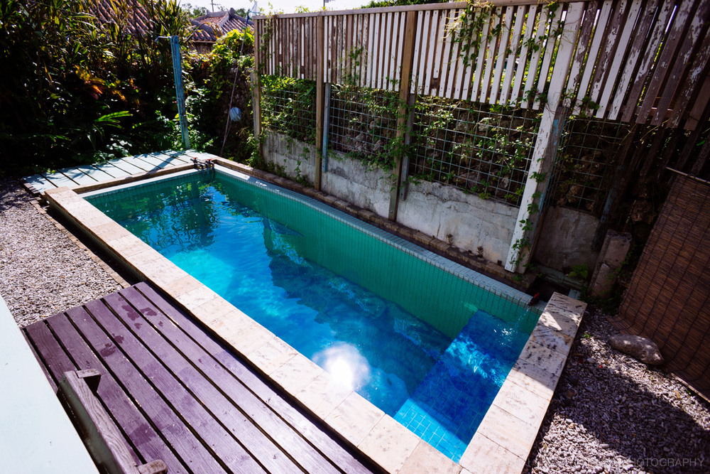 A modest, but essentially perfect dip-pool