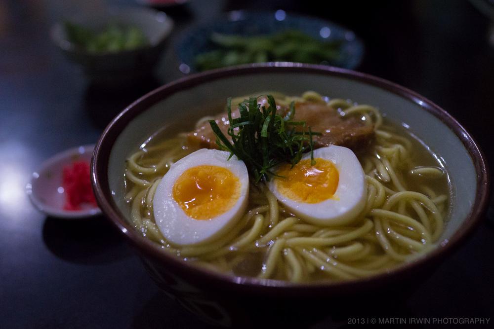 竹富そば -Taketomi soba