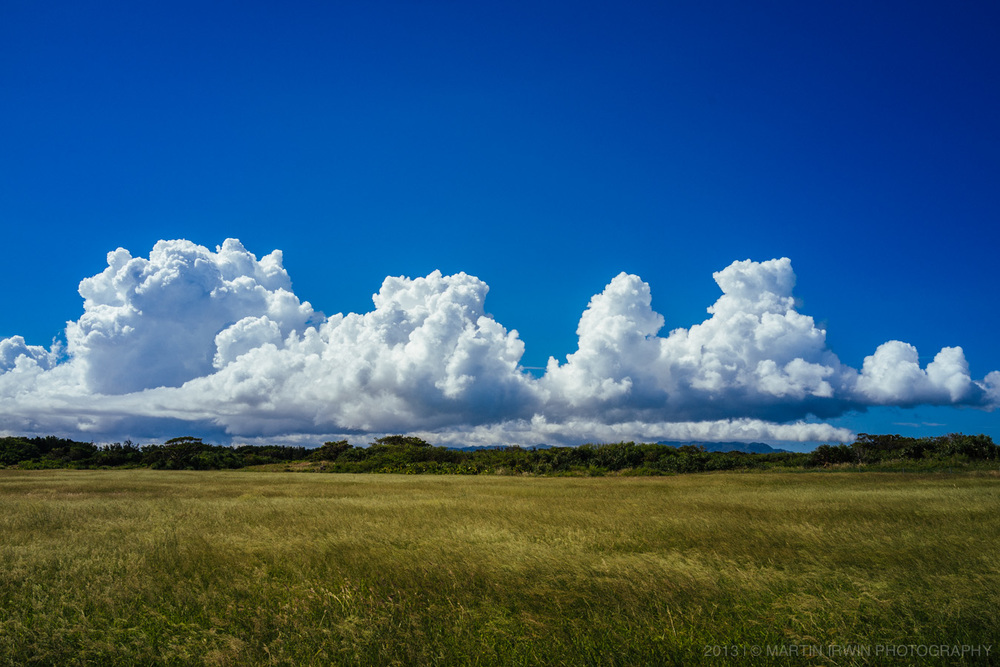 Farms and clouds - UK or Tropical Japan?