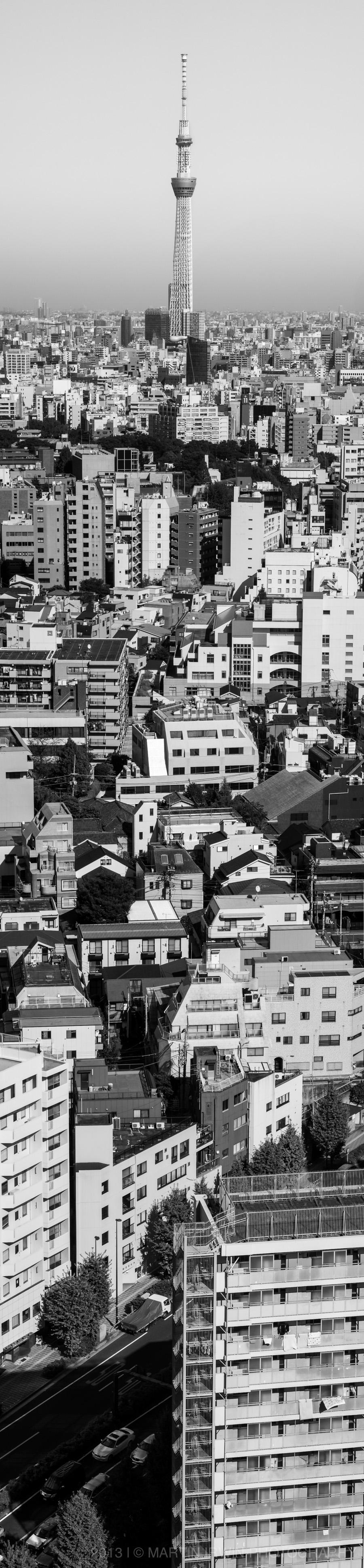 Tokyo Skytree | NEX-7 & Tamron SP 90mm F2.8 Macro | 1/500s ISO100 f/8 90mm