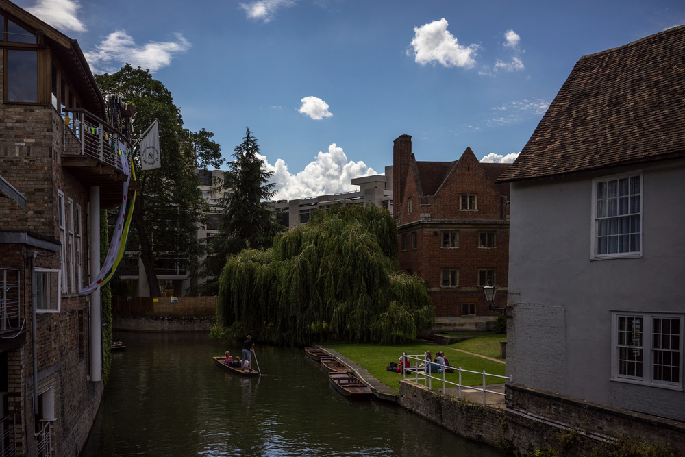 Punting | 1/3200s f/5.6 ISO100 35mm