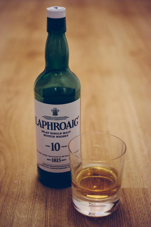 Laphroaig | A7R & Leica Macro-Elmarit-R 60mm f/2.8|1/60s ISO4000 60mm f/2.8