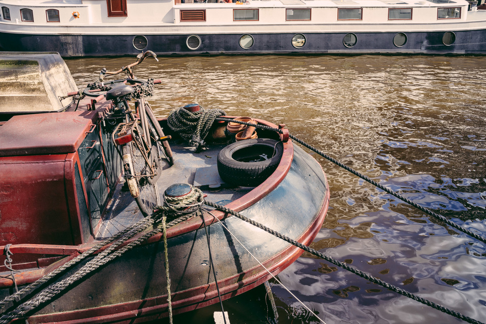 Amsterdam's two best forms of transport |  RX1 | 1/100s f/8.0 ISO100 35mm