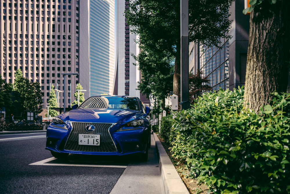 Lexus | A7R & Carl Zeiss Distagon 28mm | 1/400s ISO100 28mm