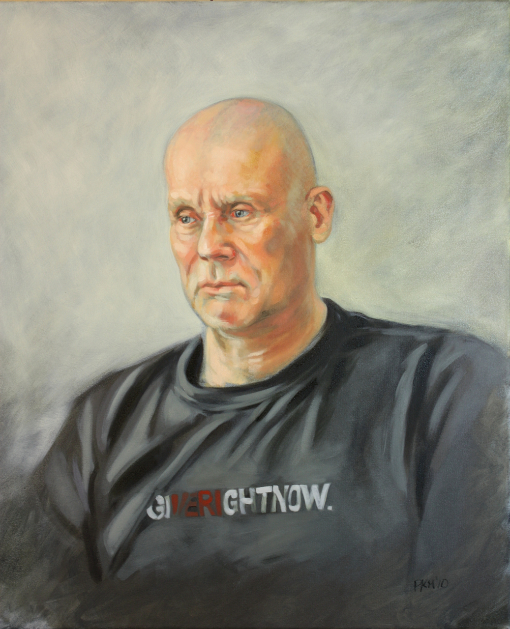 portrait of Kalervo