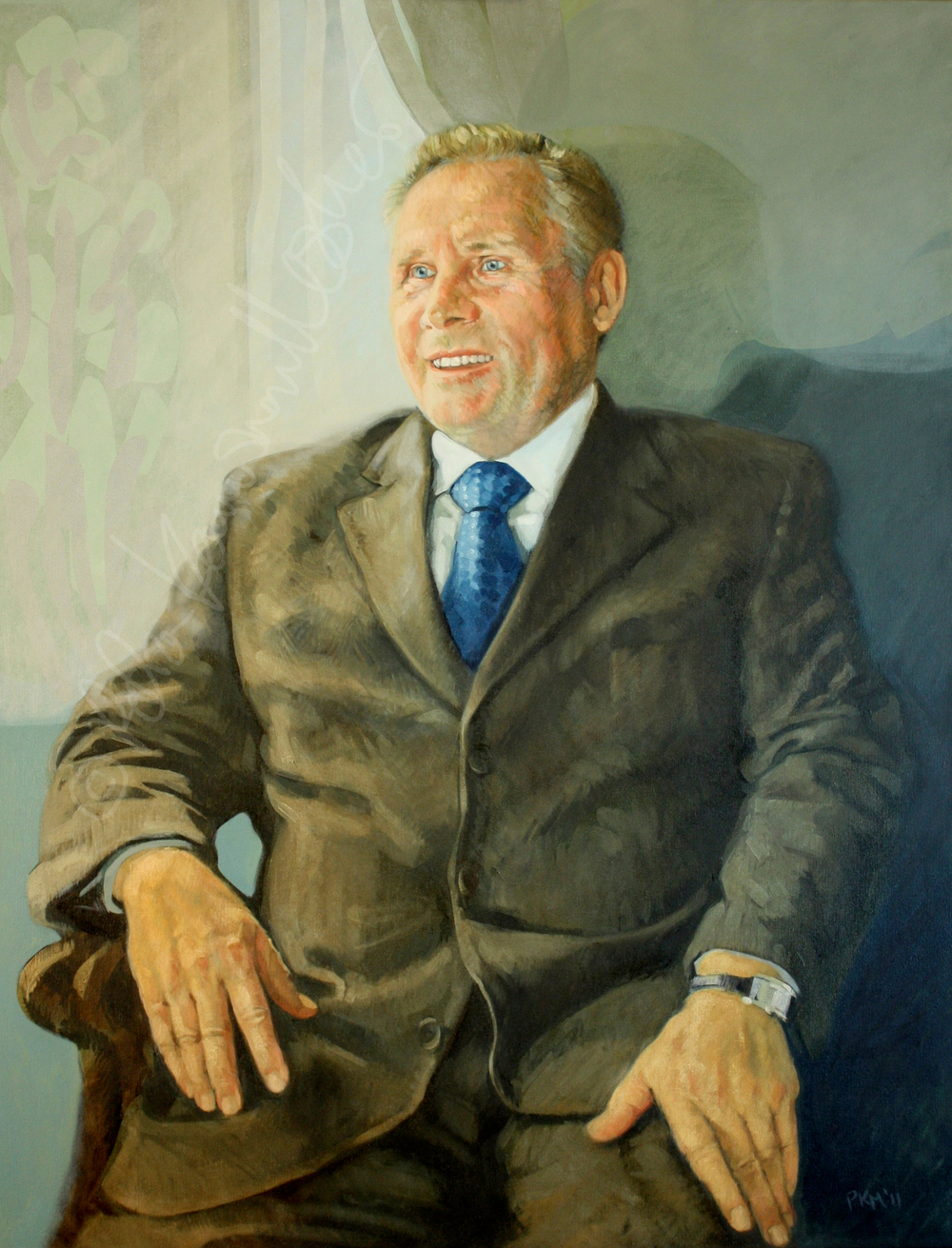 Emeritus Professor Mikko Ojala