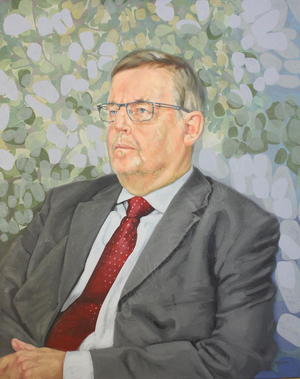 Provost Hannu Pietilä